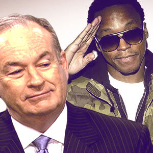 Bill O'Rielly, Fox News, Lupe Fiasco, Hip Hop, Republicans
