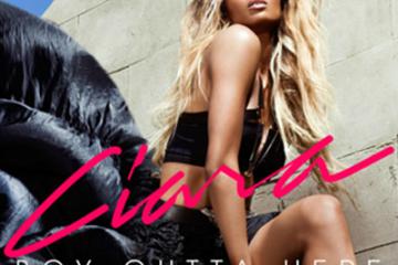 Ciara - Boy Outta Here cover