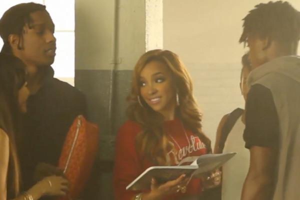 Tinashe - Pretend video screenshot