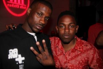 Jay Rock & Kendrick Lamar