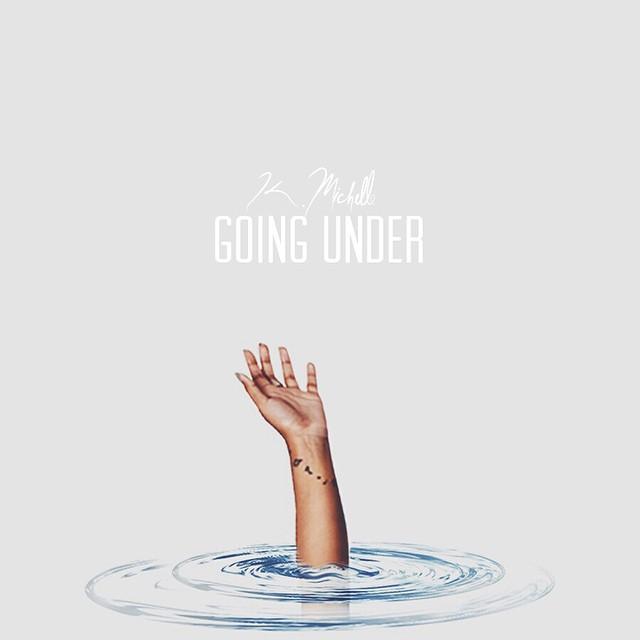 K. Michelle - Going Under promo single cover