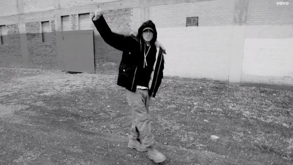 Eminem -  Detroit Vs. Everybody video screenshot
