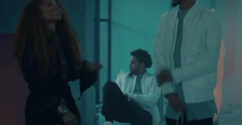 Janet Jackson - No Sleep video screenshot