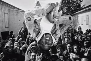 Kendrick Lamar - Alright video screenshot