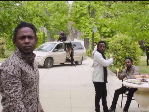 Kendrick Lamar - For Free? (Interlude) video screenshot