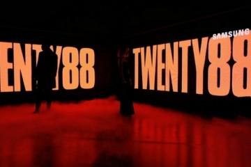 Big Sean & Jhené Aiko perform at TWENTY88 on Jimmy Kimmel Live!
