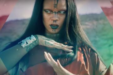 Rihanna - Sledgehammer video still